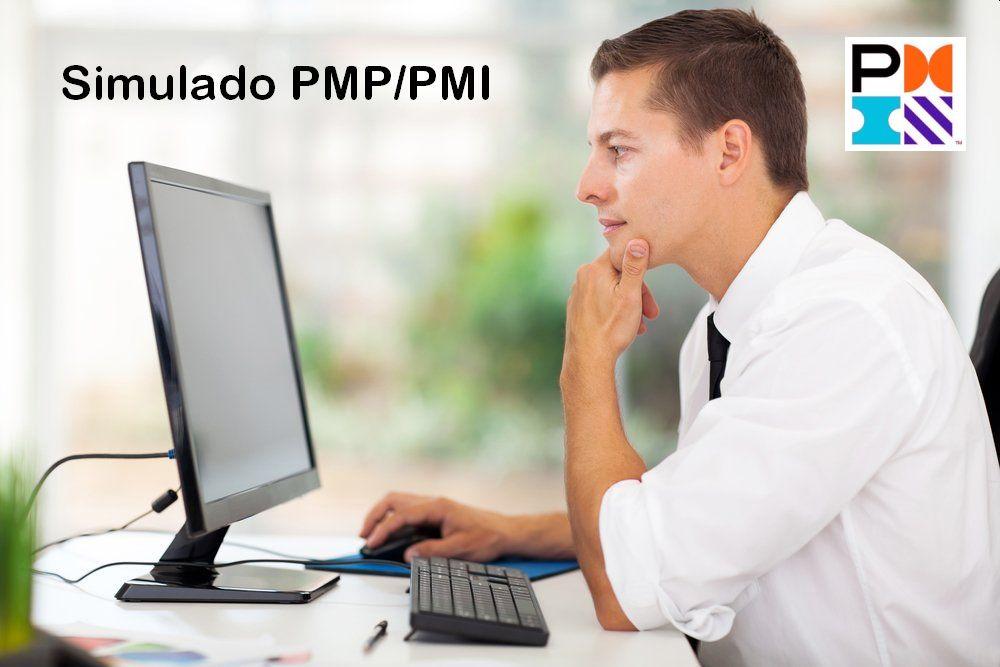 Simulado On-line PMP da PROJBR