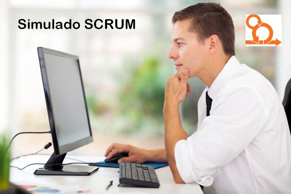 Simulado On-line SCRUM da PROJBR